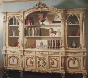 尊贵欧式书柜