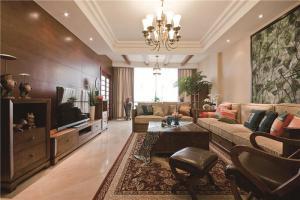 家居客厅沙发布局