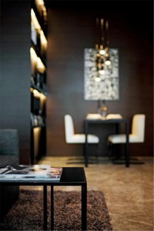 美式小客厅餐桌