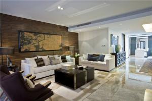 家居客厅沙发组合