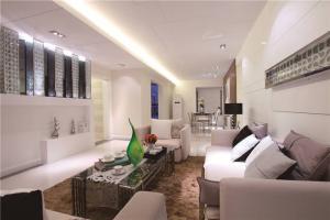 美式客厅家具组合