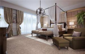 豪华小户型卧室装修图片