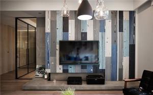 美式电视背景墙价格与图片