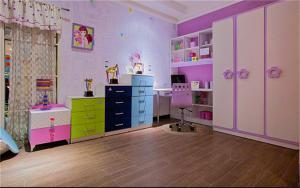 国外儿童房一角设计