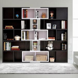 韩式新款书柜家具