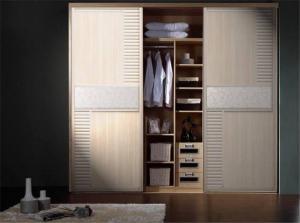 衣柜设计图风格
