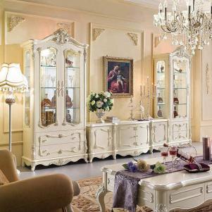 现代欧式装饰柜