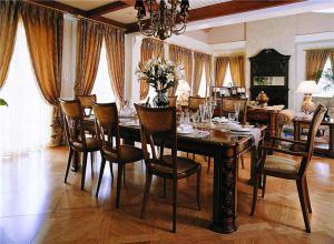 欧式餐桌尺寸