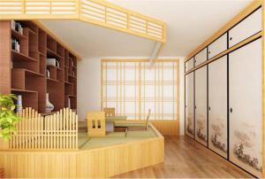 公寓新式衣柜