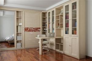 板式卧房衣柜