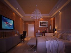 欧式卧室布置图片