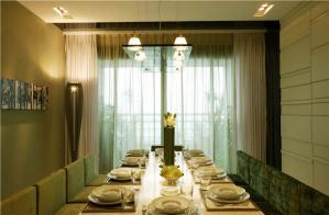 欧式奢华田园餐桌