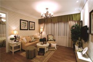 豪华客厅布艺沙发