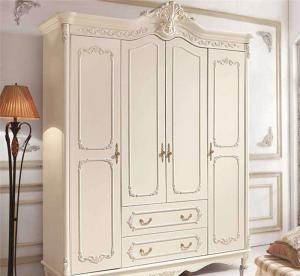 豪华欧式家具衣柜