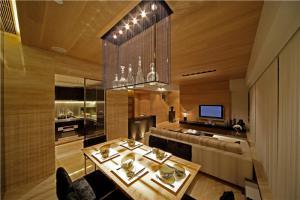 好看的客厅小餐桌