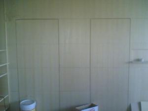 卫生间隐形门装修效果图装