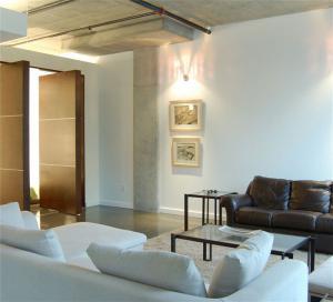 客厅隐形门装修效果图家具