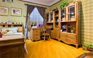 创意儿童房全屋实木家具