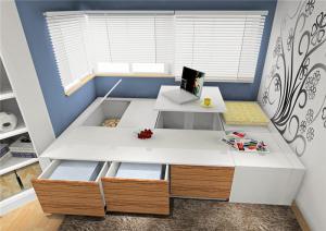 升降榻榻米家具设计