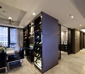 家装酒柜设计案例