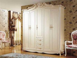 小清新欧式家具衣柜