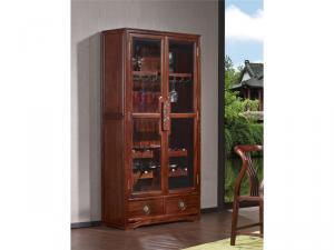 檀颂中式酒柜