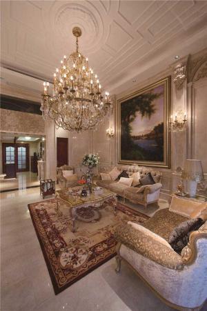 美式客厅家具