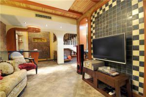 现代客厅家具风格