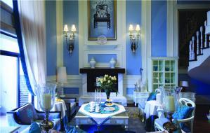 现代美式客厅家具