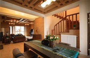 豪华新中式客厅家具