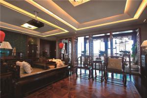 创意小户型客厅沙发