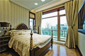 美式主卧室装修设计