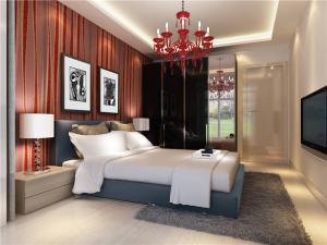 多功能小卧室装修案例图片