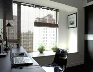 小卧室现代书房装修效果图