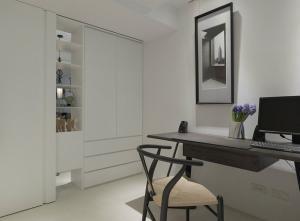 家用书桌高清家具图