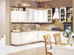 简易厨房装饰柜
