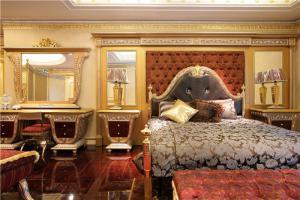 欧式卧室装修尺寸
