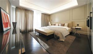 欧式奢华卧室装修设计