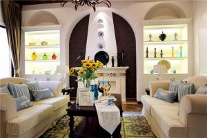 家装客厅沙发组合