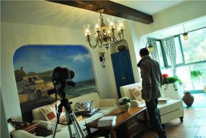 公寓现代客厅家具