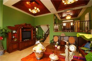 小户型客厅沙发风格