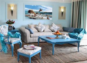 全屋小户型客厅家具