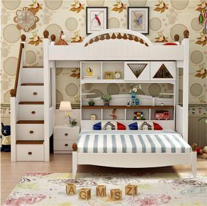 小户型上下床装修家具图片
