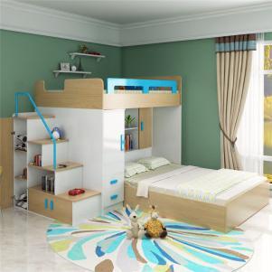 维意设计的家居上下床
