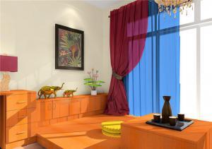 窗台榻榻米榆木家具