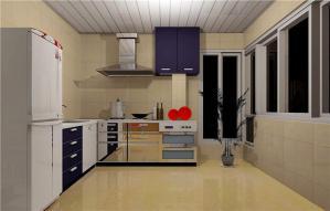 不锈钢橱柜设计图
