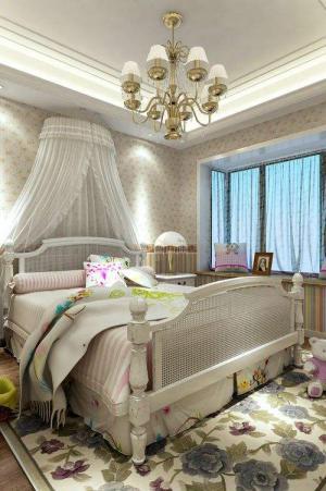 卧室欧式背景墙