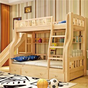 滑梯儿童上下床