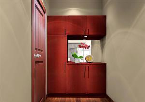 红木鞋柜设计