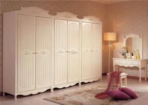 欧式家具衣柜高度